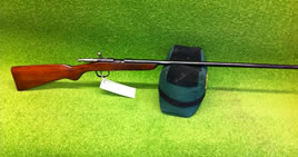 9mm Webley and Scott Garden Gun for sale image