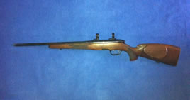 Styer Mannlicher SL 222 Rifle for sale image