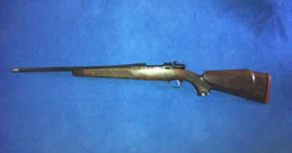 Sako 75 Deluxe 243 Win Rifle for sale image
