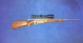 Sako 75 Custom 243 Ackley Improved Rifle for sale image