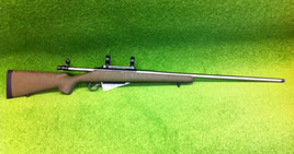 Left Handed Remington 700 Custom HS for sale image
